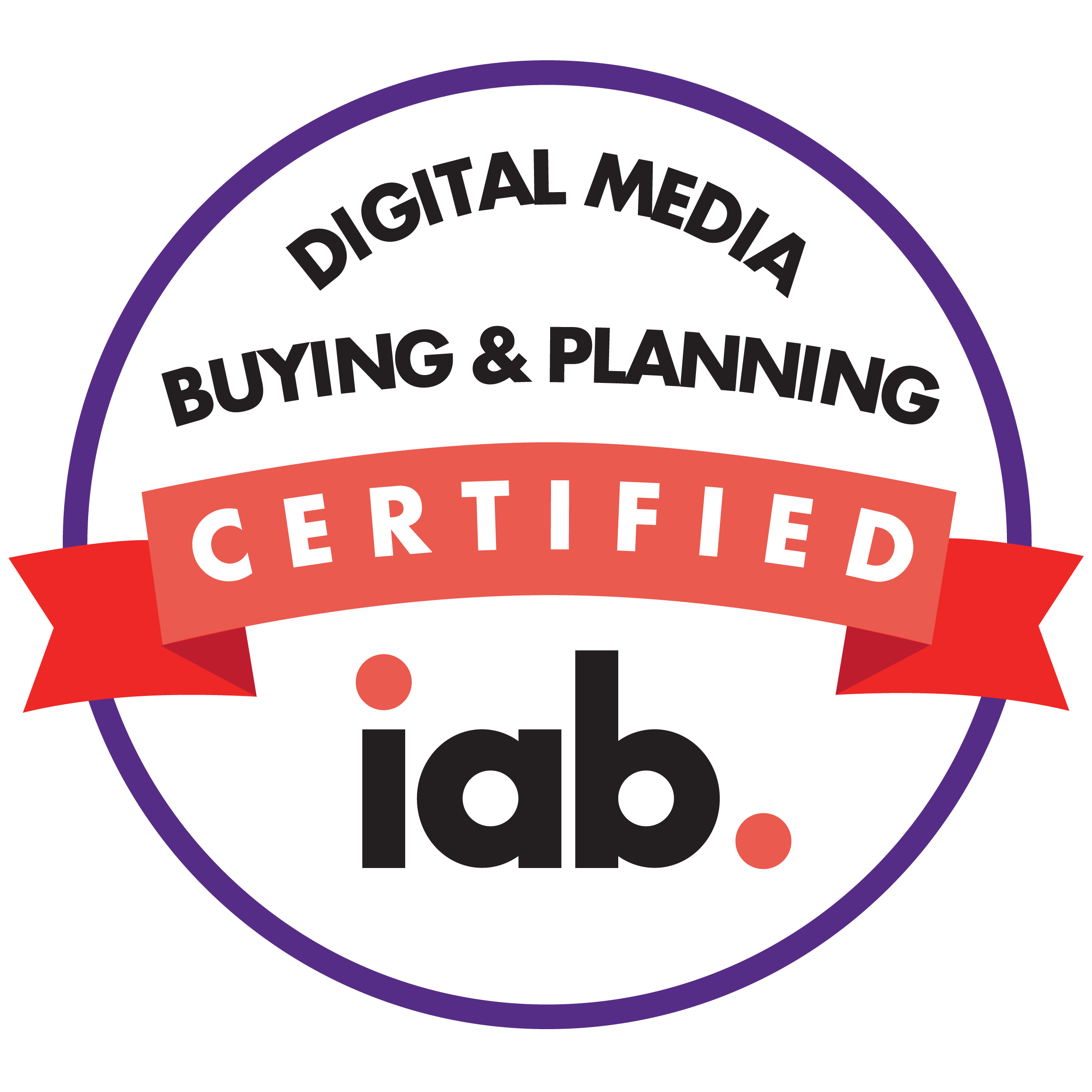 IAB Digital Media Buying & Planning Certification