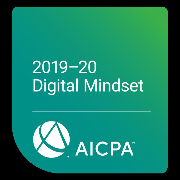 2019–20 Digital Mindset