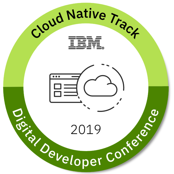 Digital Developer Conference: Cloud Native Track