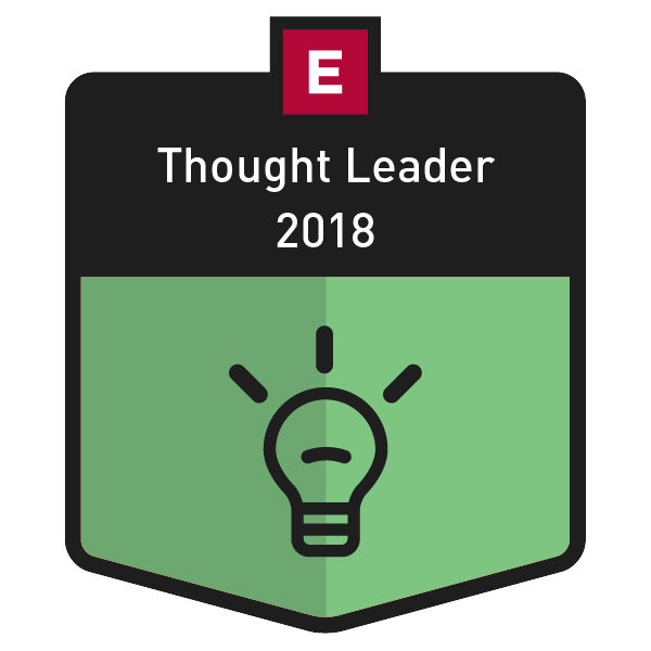 Thought Leader 2018