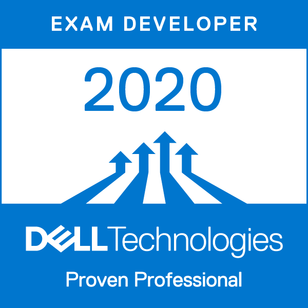 Dell Technologies Proven Professional Exam Developer – 2020