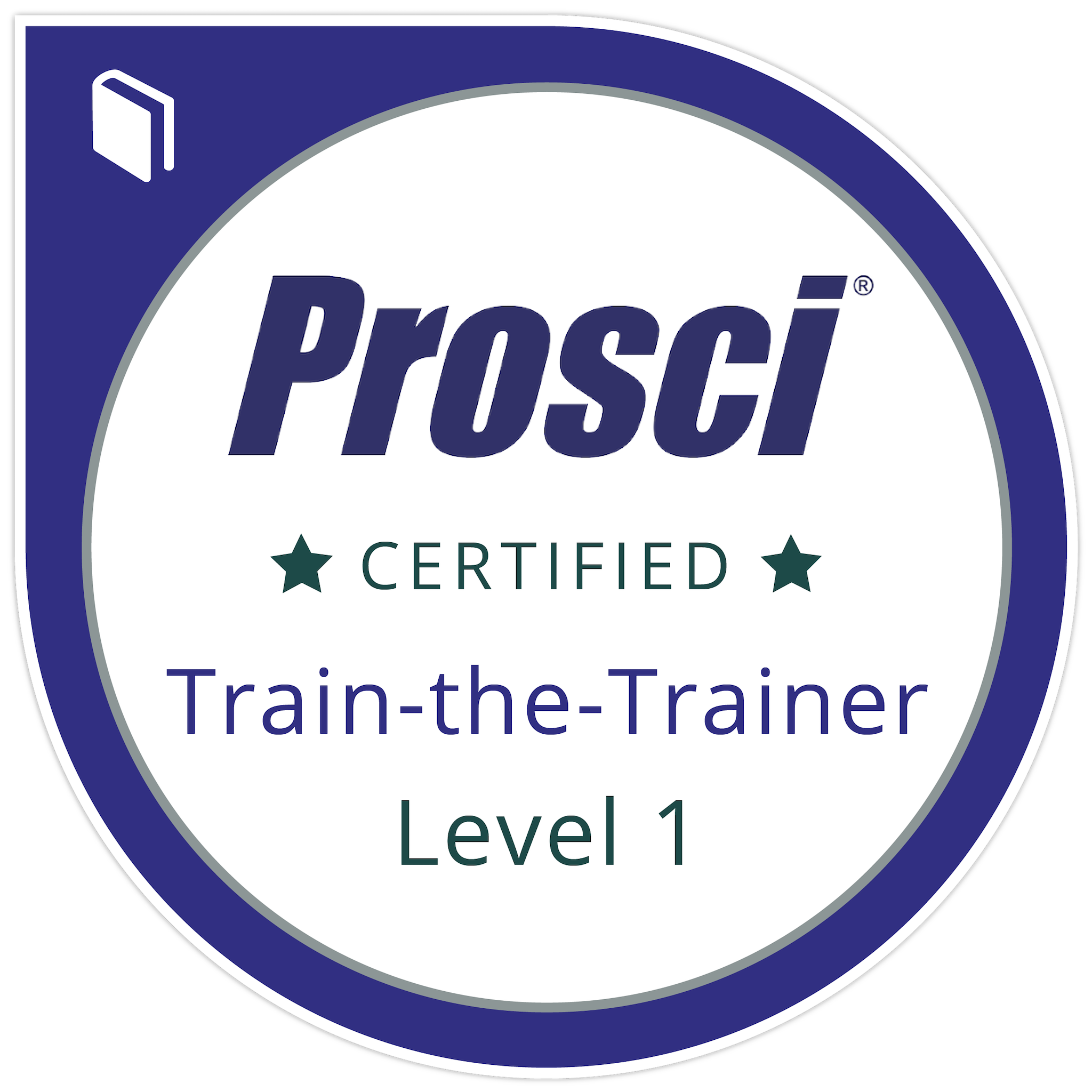 Prosci® Train-the-Trainer Level 1