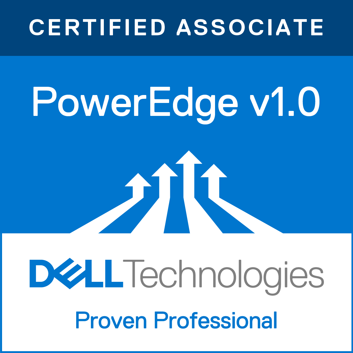Associate - PowerEdge Version 1.0