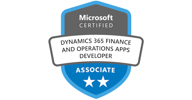 Umesh Pandit on LinkedIn: Microsoft Certified: Dynamics 365 Finance and Operations  Apps Developer | 17 comments