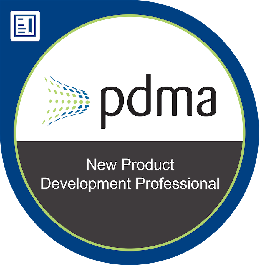 New Product Development Professional (NPDP)