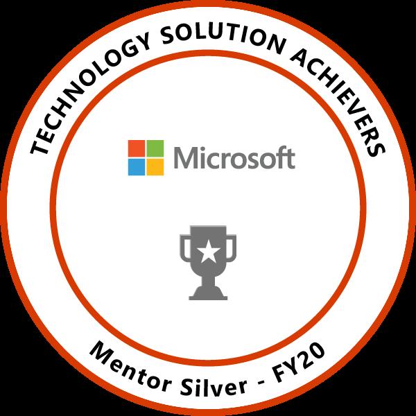 Mentor Silver