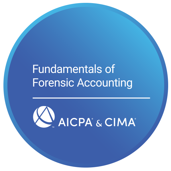 Fundamentals of Forensic Accounting Certificate