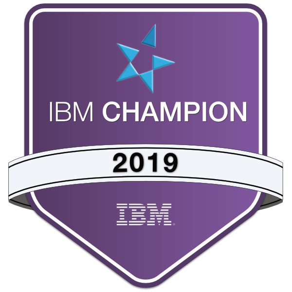 IBM Champion 2019