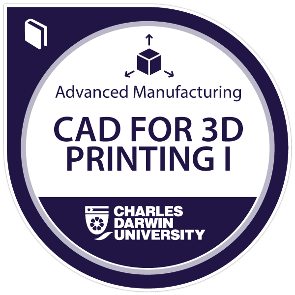 CAD for 3D Printing 1