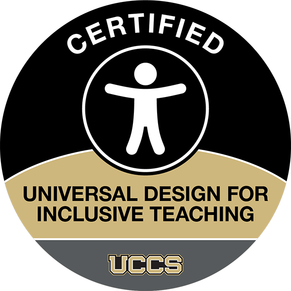 Universal Design for Inclusive Teaching