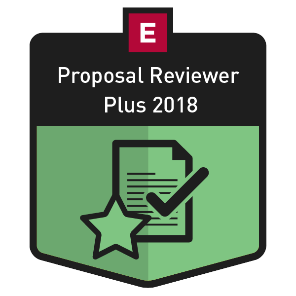 Proposal Reviewer Plus 2018