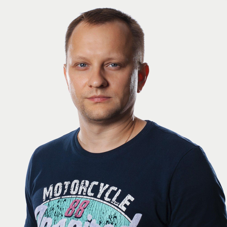 Dmitrii Rudnev