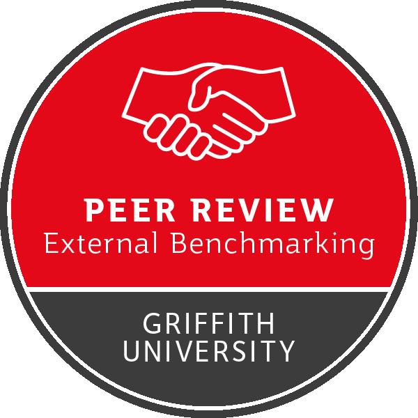 Peer review - External Benchmarking