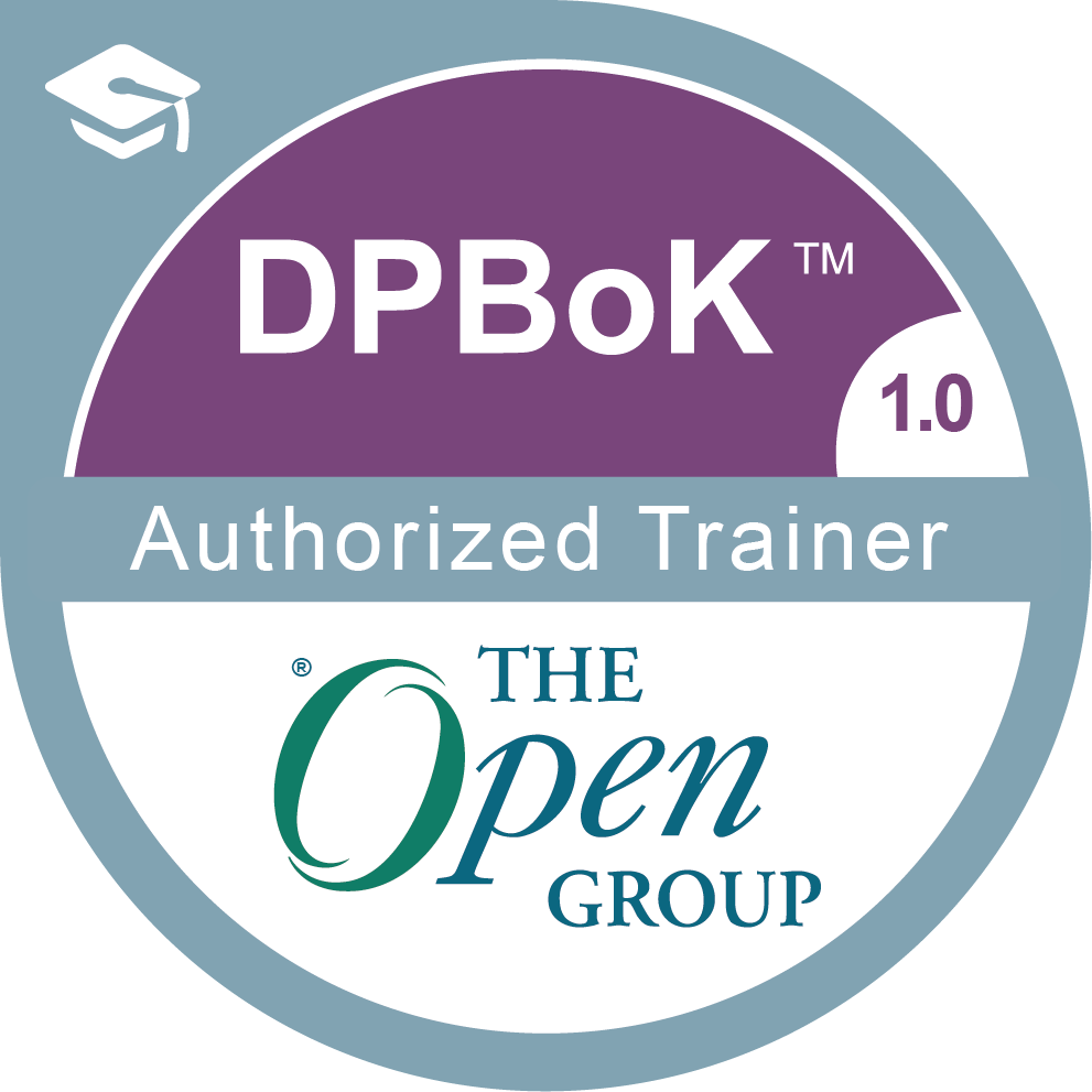 The Open Group: Authorized DPBoK™ Trainer 1.0