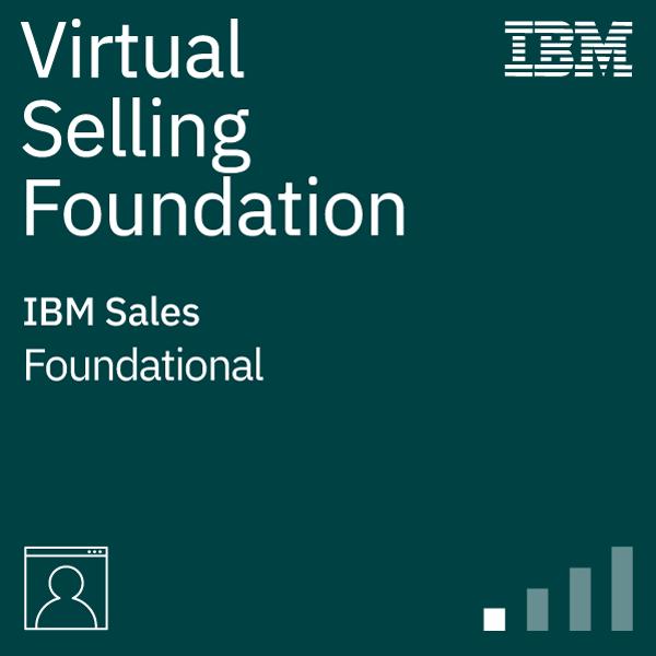 Virtual Selling - Foundation