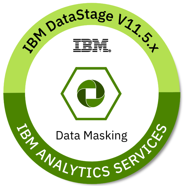 IBM DataStage V11.5.x Data Masking