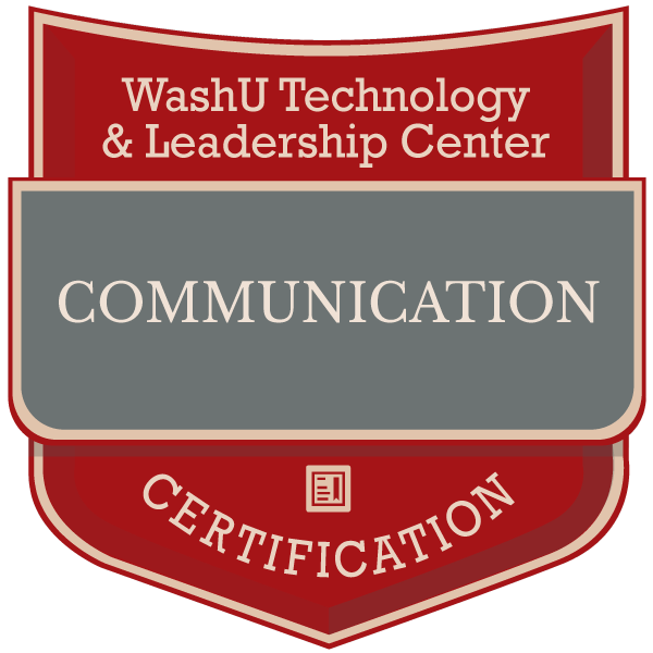 Communication Certificate
