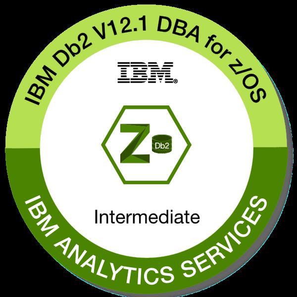 IBM Db2 for z/OS V12.1 Database Administrator - Intermediate