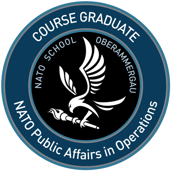 S5-44 NATO Public Affairs in Operations Course