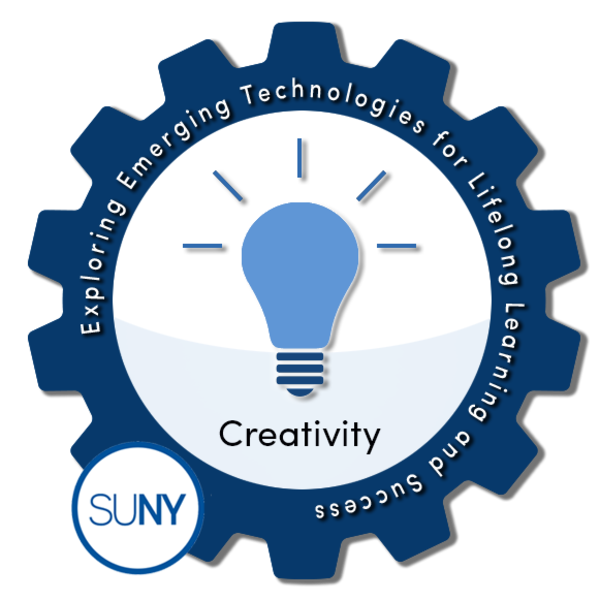 Creativity - SUNY #EmTechMOOC