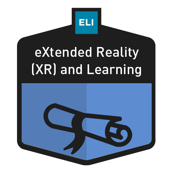 eXtended Reality (XR) and Learning