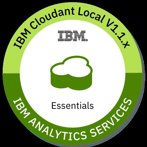 IBM Cloudant Local V1.1.x Essentials