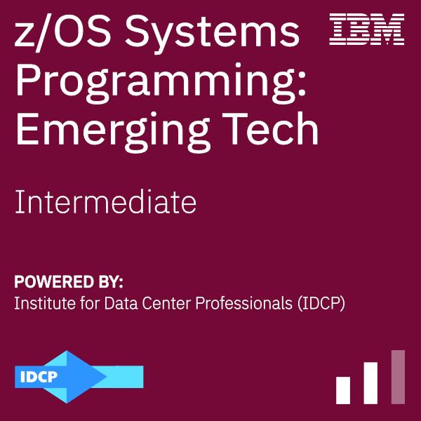 Marist College (IDCP) - z/OS Emerging Technologies