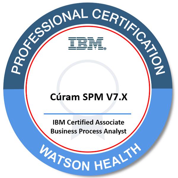 IBM Certified Associate Business Process Analyst - Cúram SPM V7.X