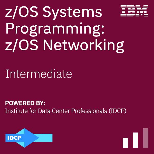 Marist College (IDCP) - z/OS Networking