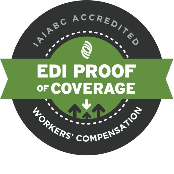IAIABC EDI Proof of Coverage Professional