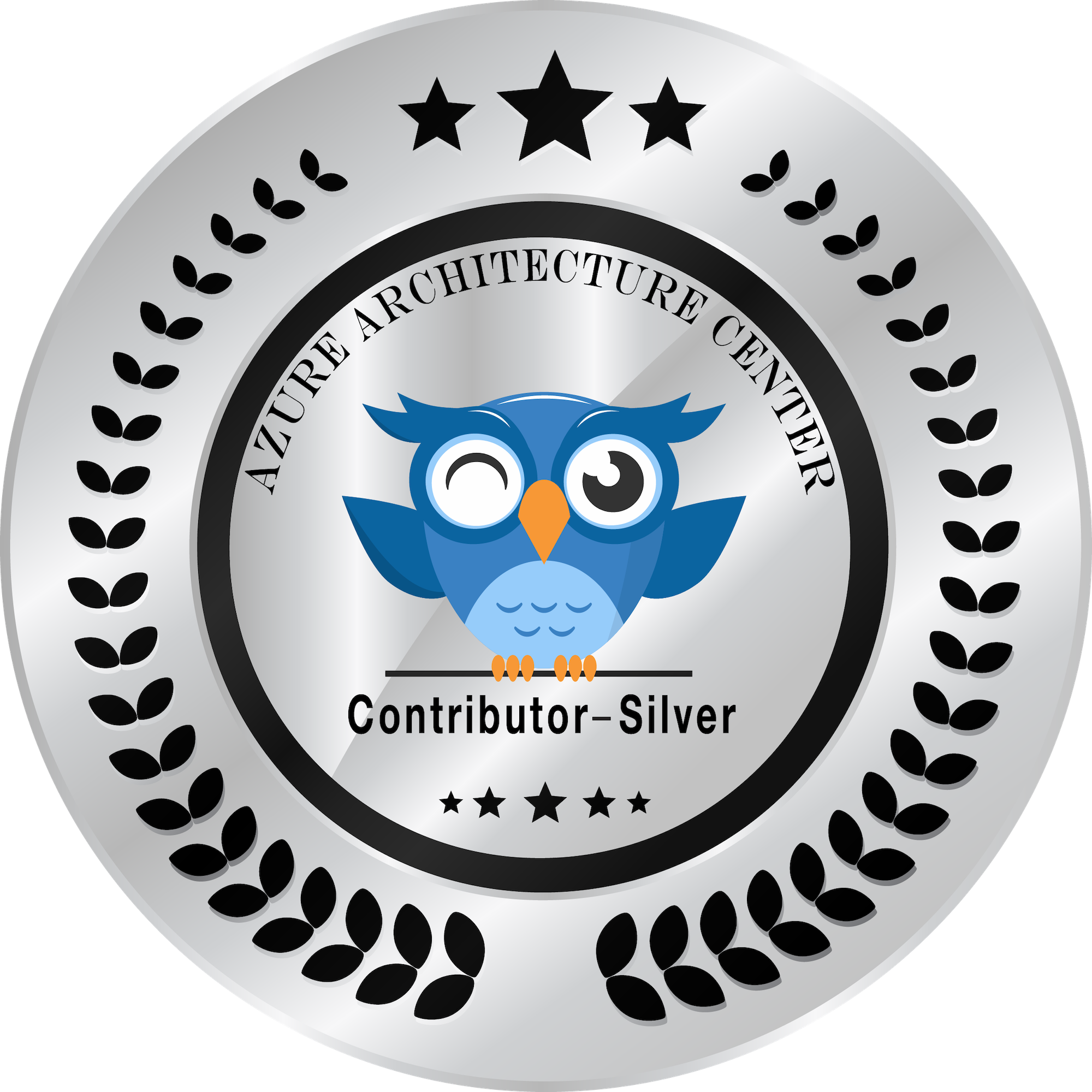 Azure Architecture Center Contributor - Silver FY21