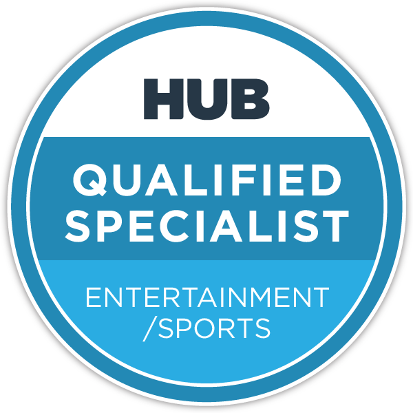 HUB Qualified Specialist - Entertainment/Sports
