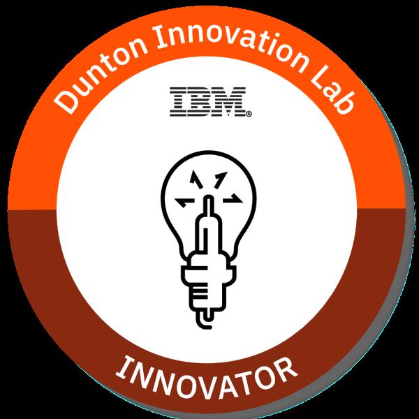 Dunton Innovation Lab Innovator