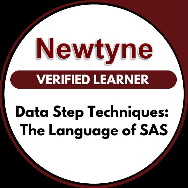 Data Step Techniques: The Language of SAS