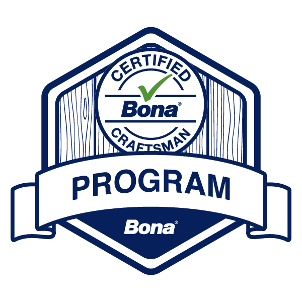 Bona Certified Craftsman Program