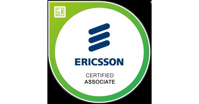 Ericsson Certified Associate - Radio Access Networks - Acclaim