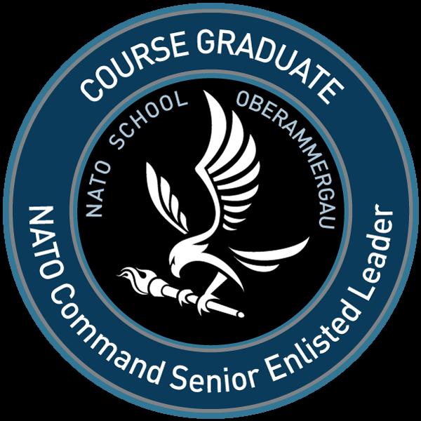 S1-84 NATO Command Senior Enlisted Leader Course