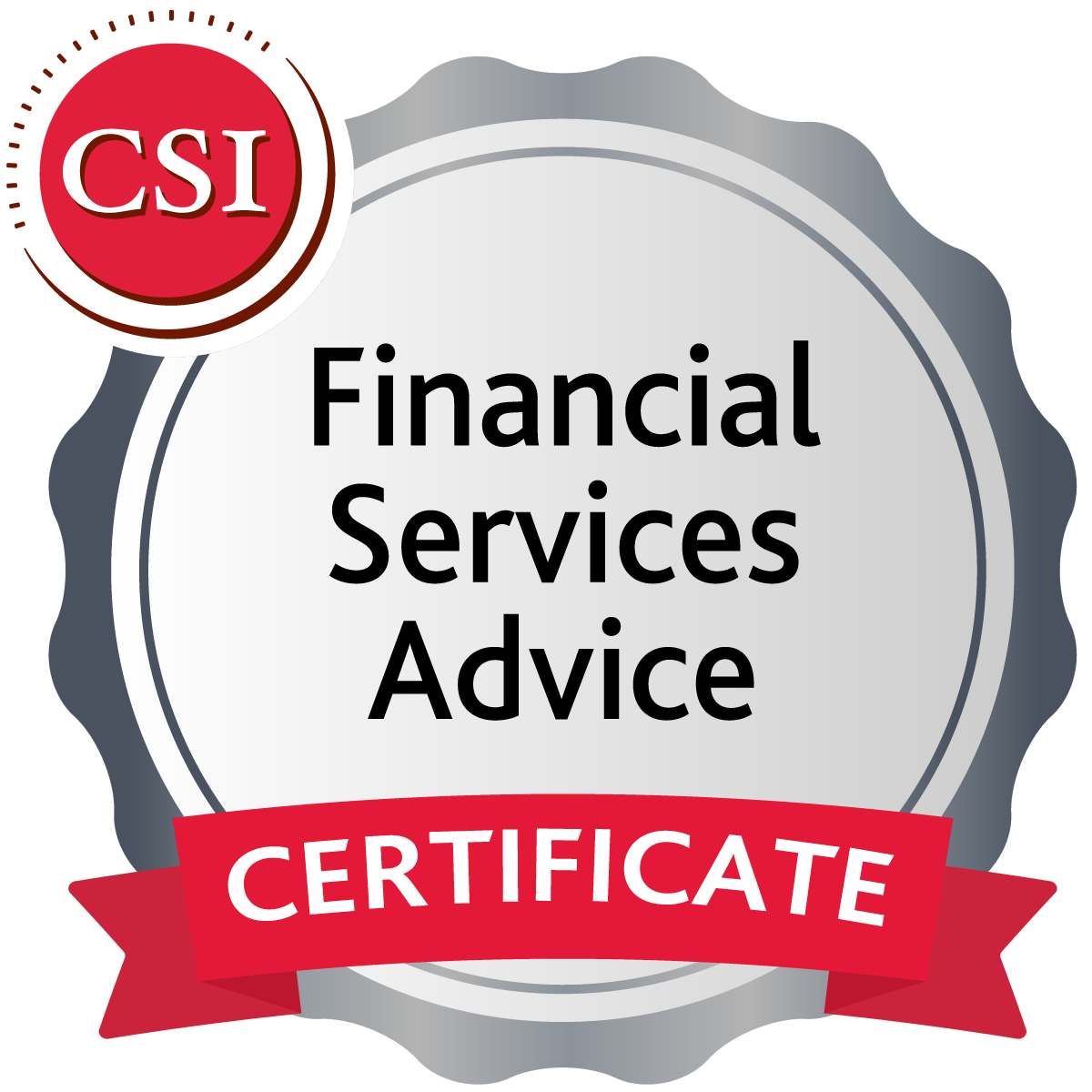 Certificate in Financial Services Advice