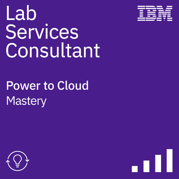 Lab Services Consultant: Power to Cloud