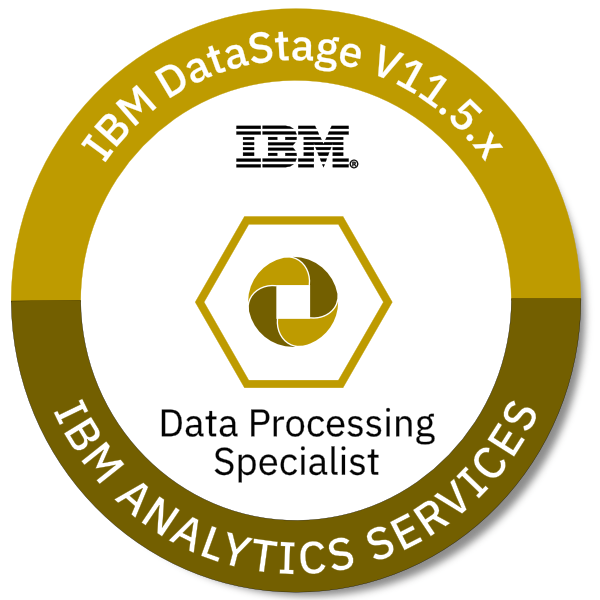 IBM DataStage V11.5.x Data Processing Specialist