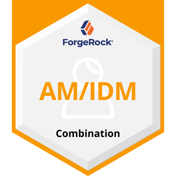 ForgeRock Access and Identity Management Combination Skills