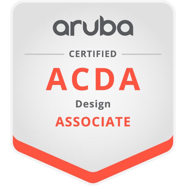Aruba Certified Design Associate (ACDA)