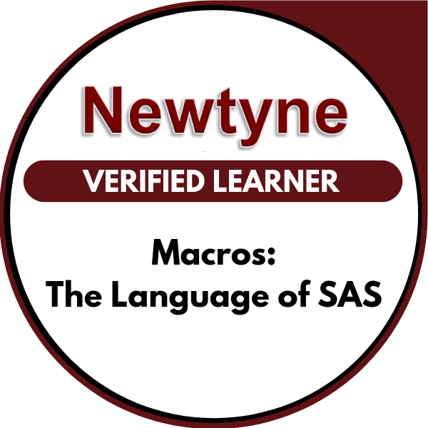 Macros: The Language of SAS