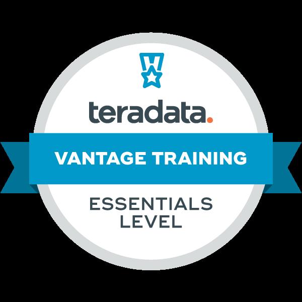 Vantage Training - Essentials Level