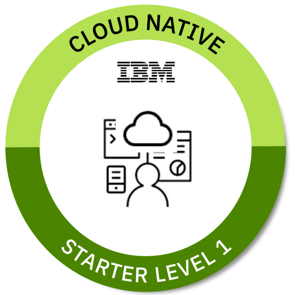 Cloud Native Starter Level 1