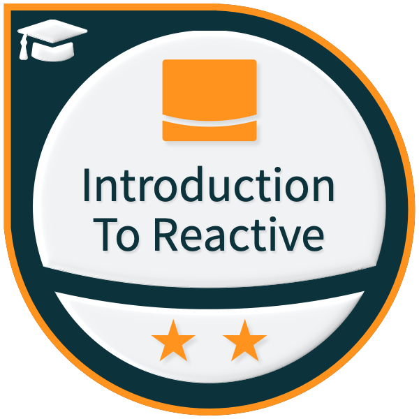 Reactive Architecture: Introduction to Reactive Systems - Level 2