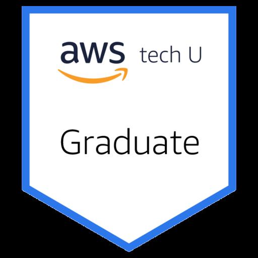 AWS Tech U Graduate