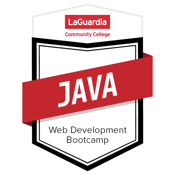 LAGCC Web Developer Bootcamp - Java