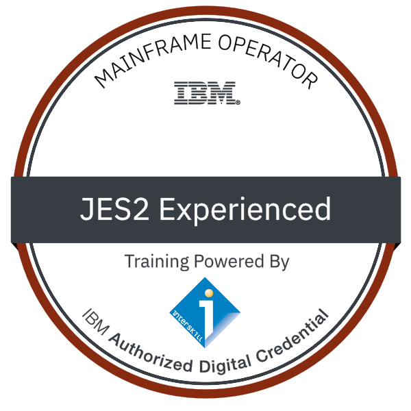 Interskill - Mainframe Operator – JES2 – Experienced