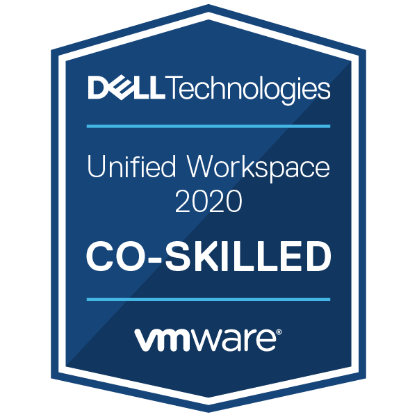 Dell Technologies Unified Workspace 2020